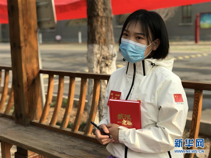 """(圖文互動)(3)長大,只是一瞬間的事——天津""""90後""""護士的武漢戰""""疫""""記憶"""
