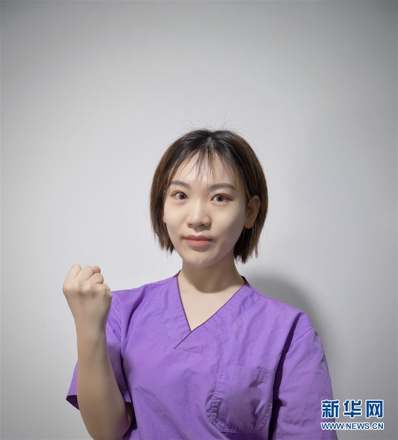 """(圖文互動)(6)長大,只是一瞬間的事——天津""""90後""""護士的武漢戰""""疫""""記憶"""