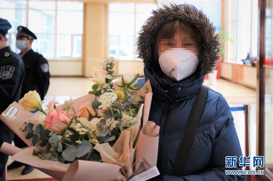 (聚焦疫情防控·圖文互動)(2)托舉生命的競速——黑龍江集中救治新冠肺炎重症患者紀實