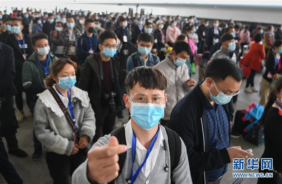 (新華全媒頭條·圖文互動)(4)春天,匯聚復蘇的力量——寫在2020年首季中國經濟收官之際