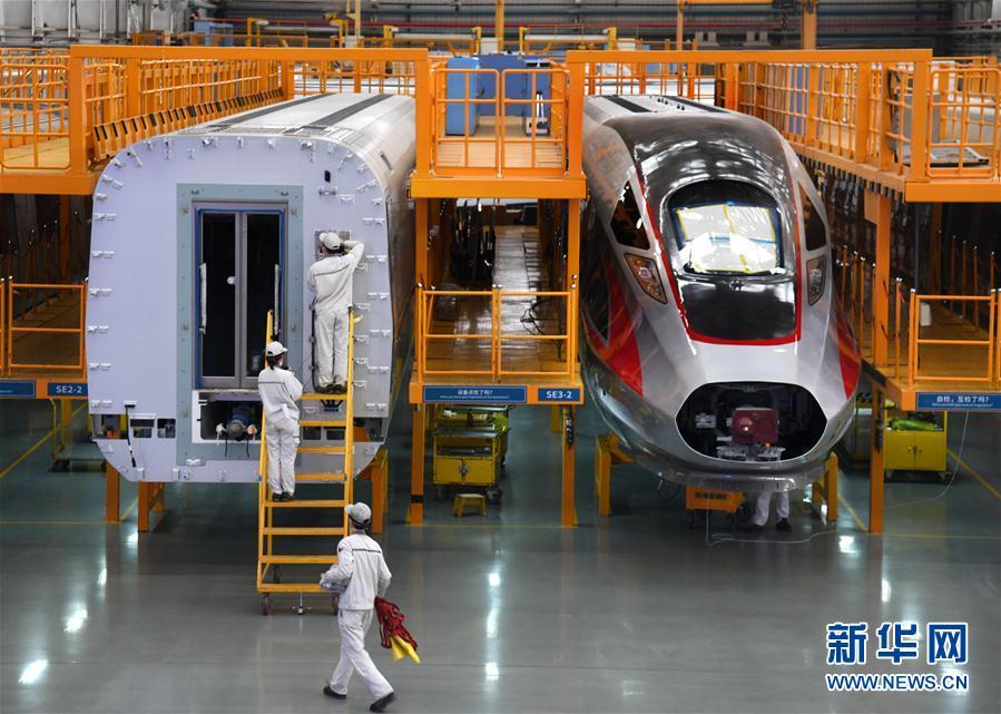 (新華全媒頭條·圖文互動)(8)春天,匯聚復蘇的力量——寫在2020年首季中國經濟收官之際