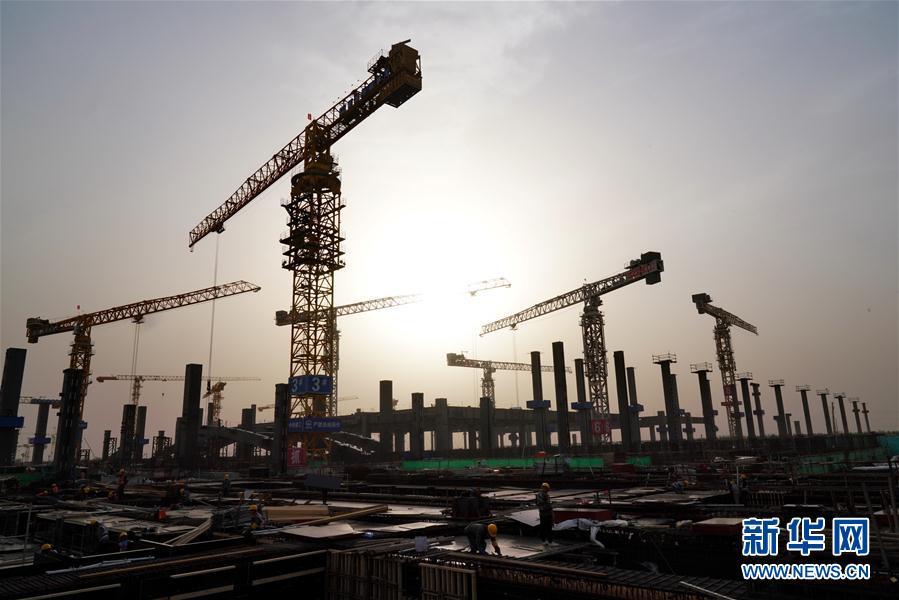 (新華全媒頭條·圖文互動)(14)春天,匯聚復蘇的力量——寫在2020年首季中國經濟收官之際