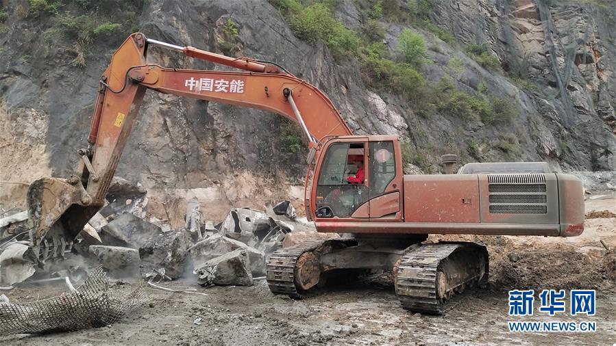 贵阳混凝土公司滑塌事件搜救结束 找到全部12名被困人员其中7人遇难