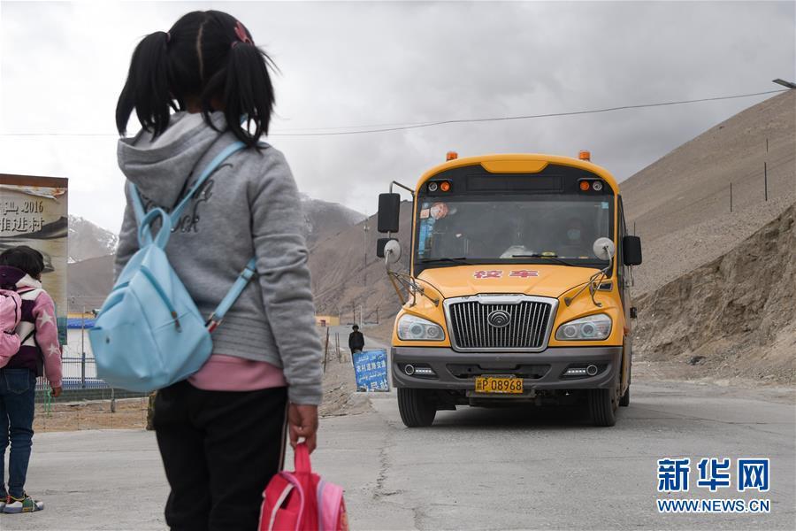 (圖文互動)(6)兩代帕米爾高原牧民的上學路