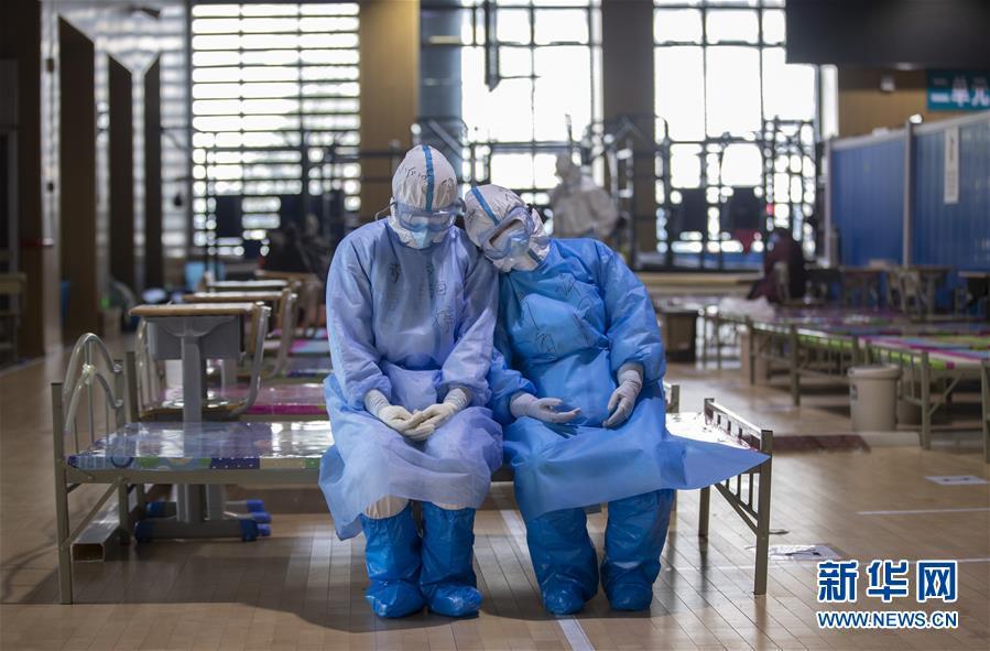 (國際)(3)世界衛生日:向醫護人員致敬
