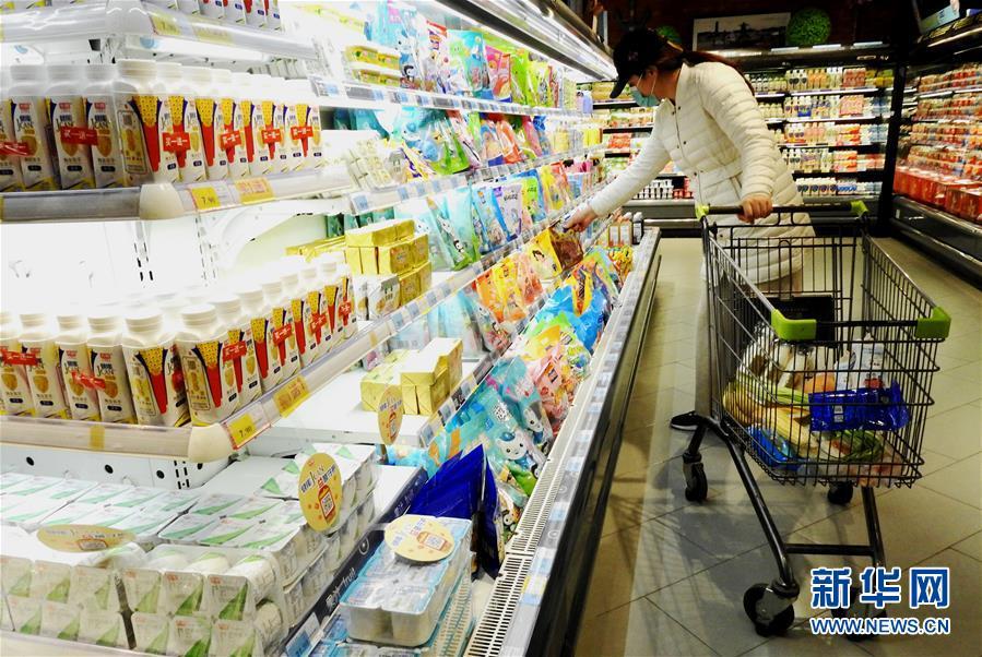 #(經濟)(4)3月份全國居民消費價格同比上漲4.3%