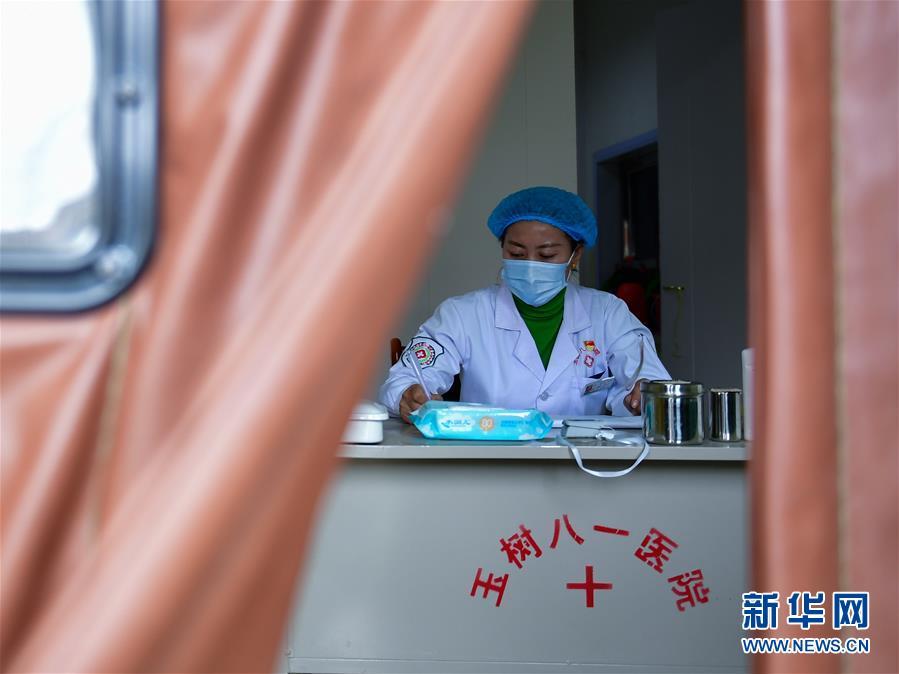 (新華全媒頭條·圖文互動)(1)三江之源見證中國奇跡——寫在玉樹地震10周年之際