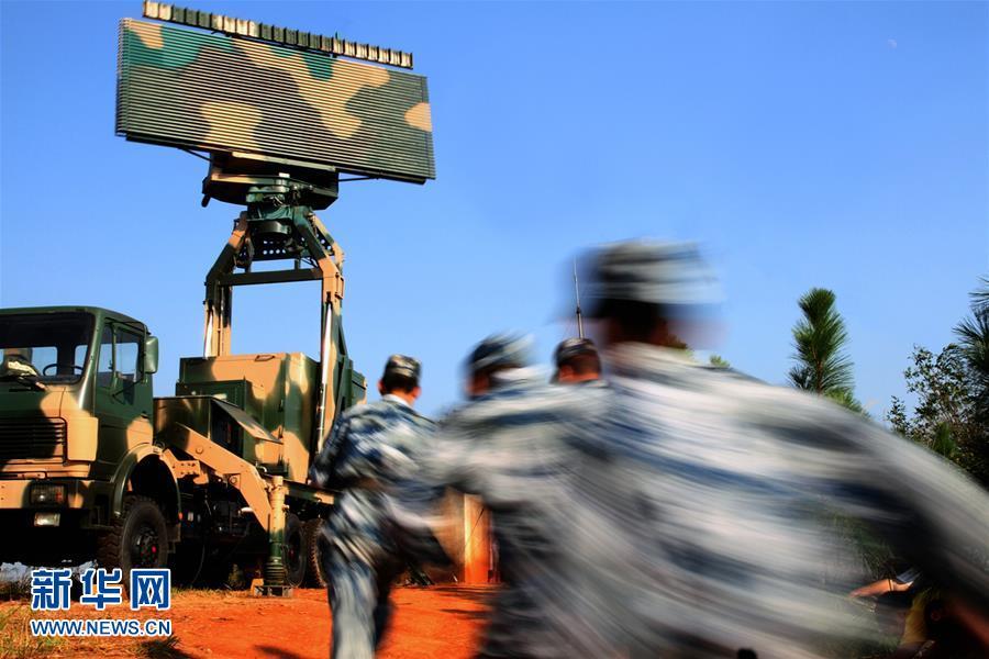 """共和国的""""千里眼""""――人民空军雷达兵70年建设发展巡礼"""