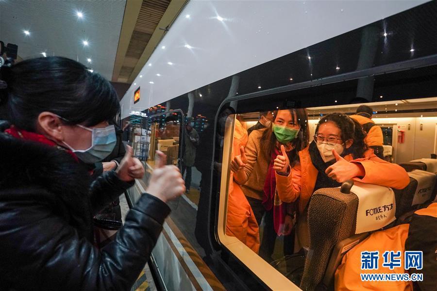 (新华全媒头条·图文互动)(2)上下同心,守望相助——中国抗疫众志成城的生动实践