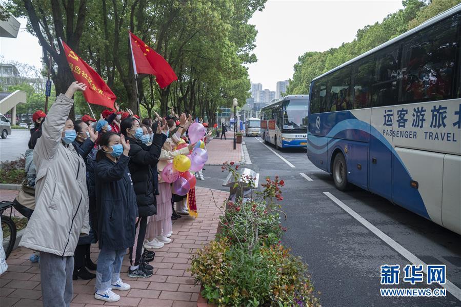 (新华全媒头条·图文互动)(5)上下同心,守望相助——中国抗疫众志成城的生动实践