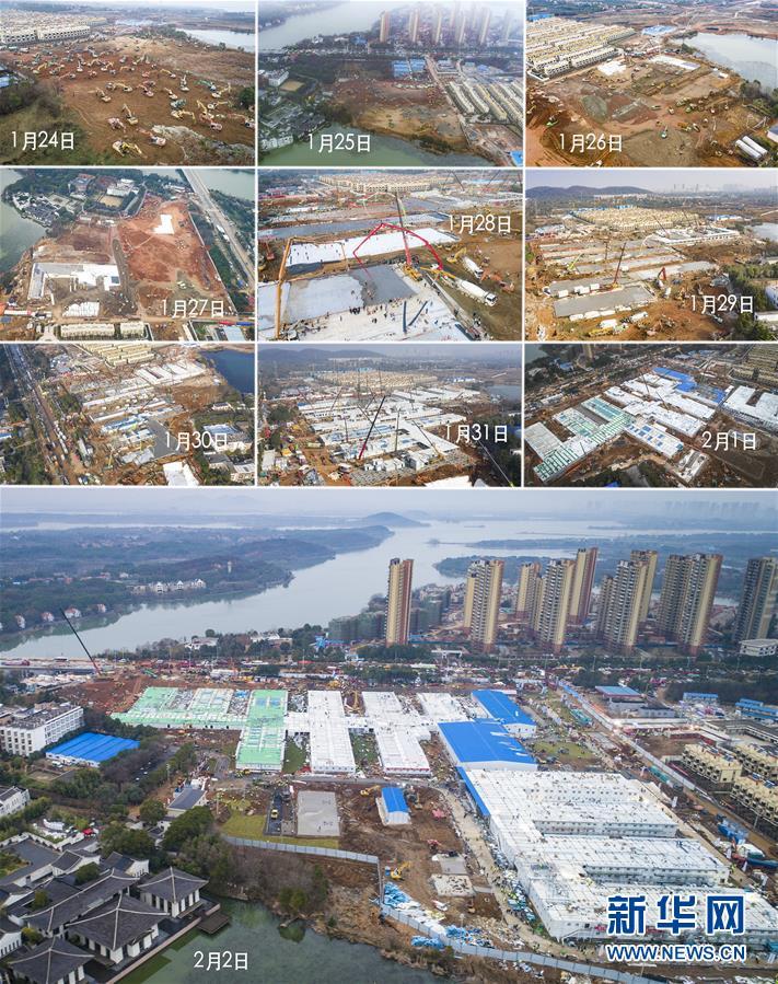 (新华全媒头条·图文互动)(8)上下同心,守望相助——中国抗疫众志成城的生动实践