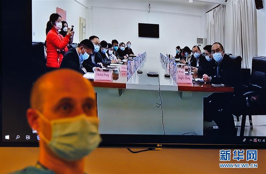 (聚焦疫情防控·图文互动)(13)分秒必争!一切为了治病救人——中国抗疫生命至上的生动实践