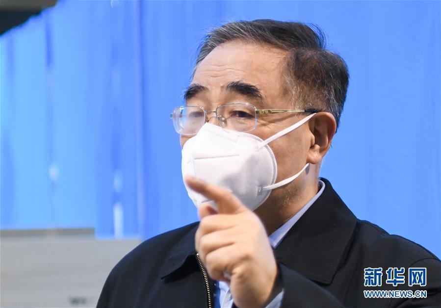 (聚焦疫情防控·图文互动)(7)分秒必争!一切为了治病救人——中国抗疫生命至上的生动实践