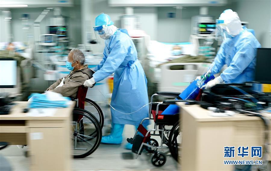 """(聚焦疫情防控·图文互动)(2)在战""""疫""""大考中不断进步——中国抗疫治理能力的生动实践"""