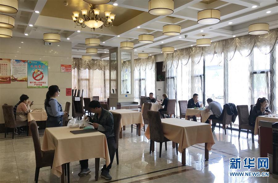 (聚焦復工復産·圖文互動)(1)春暖花開迎客來——天津餐飲業回暖一線直擊