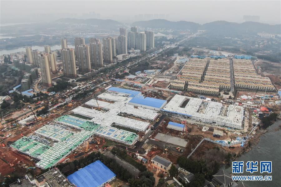 (聚焦疫情防控·图文互动)(2)团结起来!我们万众一心!——中国抗疫人民力量的生动实践
