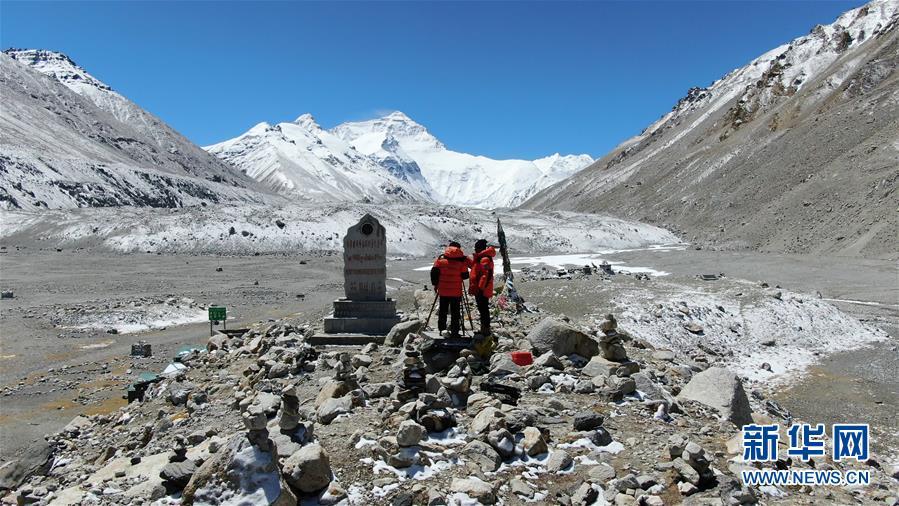 (2020珠峰高程測量·圖文互動)(2)一名測繪隊員眼中的兩次珠峰高程測量