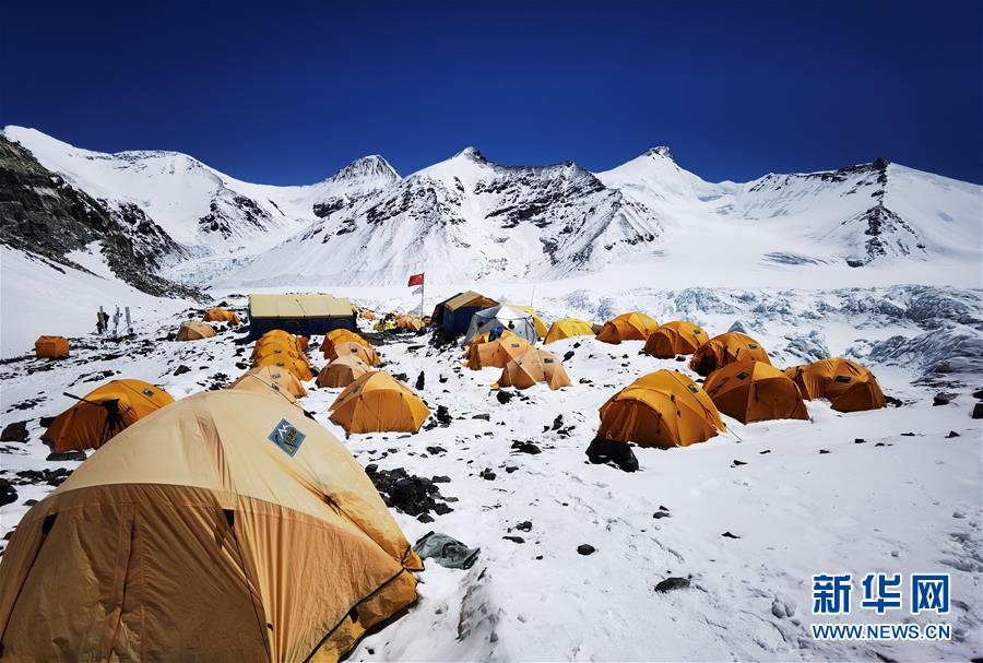 (2020珠峰高程測量)(1)2020珠峰高程測量登頂測量日期推後