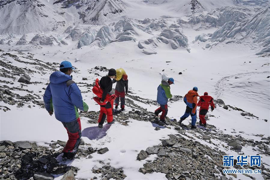 (2020珠峰高程測量)(5)2020珠峰高程測量登頂測量日期推後