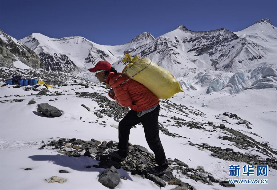 (2020珠峰高程測量)(3)2020珠峰高程測量登頂測量日期推後