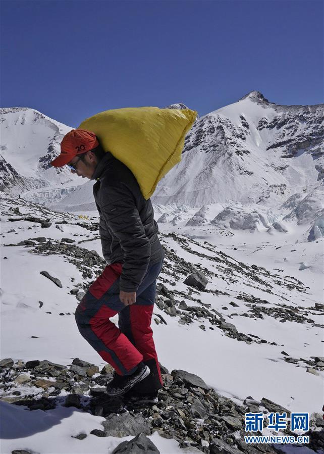 (2020珠峰高程測量)(4)2020珠峰高程測量登頂測量日期推後