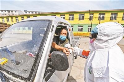 国家卫健委指导组已抵达舒兰 吉林两地调整等级周边省市加强防控