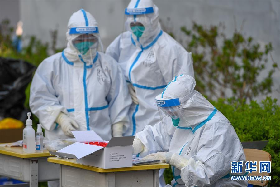 吉林省15日新增本地新冠肺炎确诊病例2例 当地进一步扩大核酸检测范围