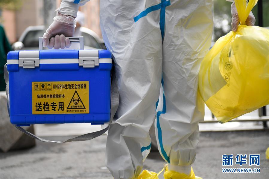 (聚焦疫情防控·图文互动)(2)吉林市丰满区疫情风险等级调整为高风险