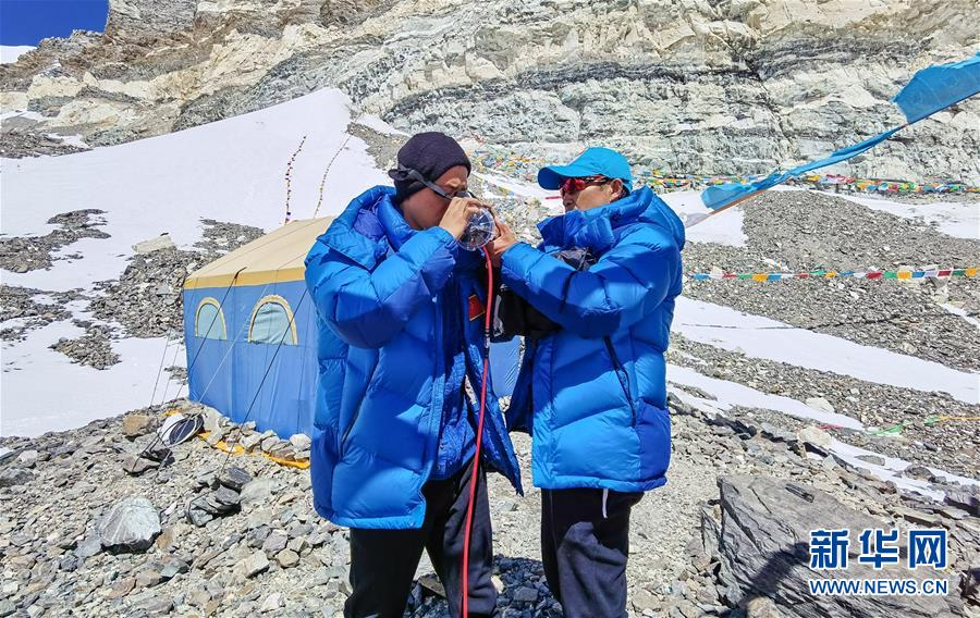 (2020珠峰高程測量)(4)2020珠峰高程測量衝頂隊員名單公布