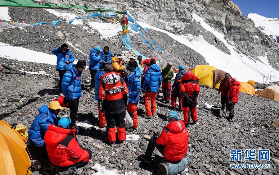 (2020珠峰高程測量)(6)2020珠峰高程測量衝頂隊員名單公布