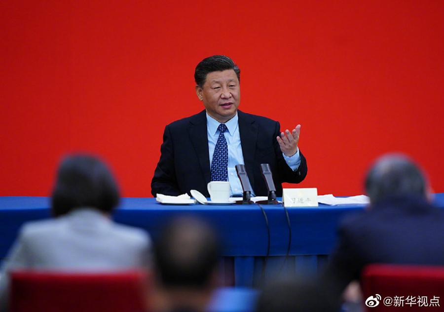 习近平:不能回到计划经济的老路上