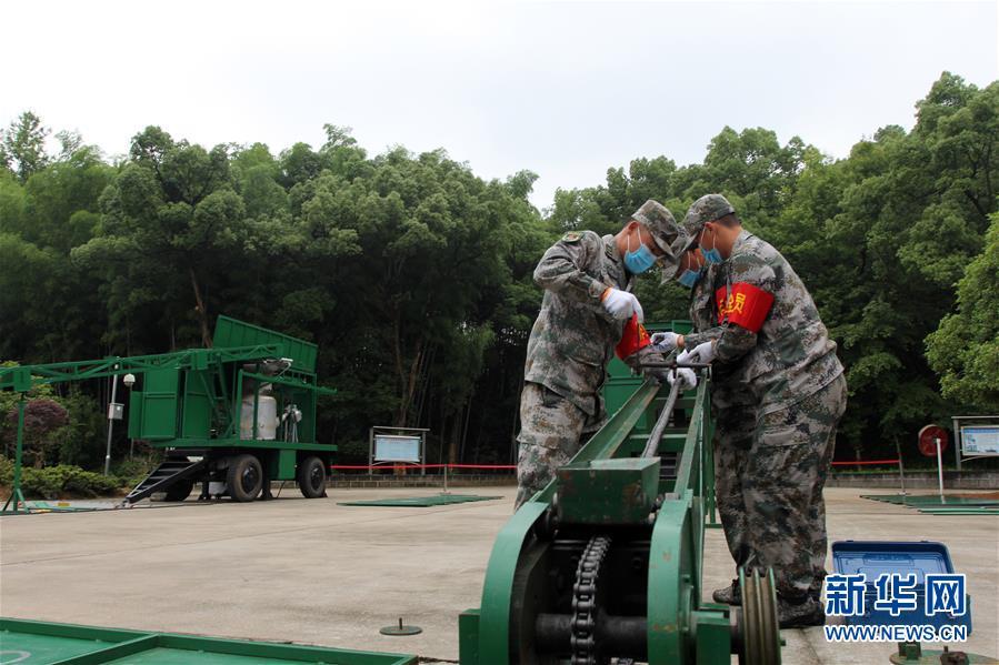 (圖文互動)(3)聯保部隊首次組織報廢武器彈藥調運銷毀業務集訓