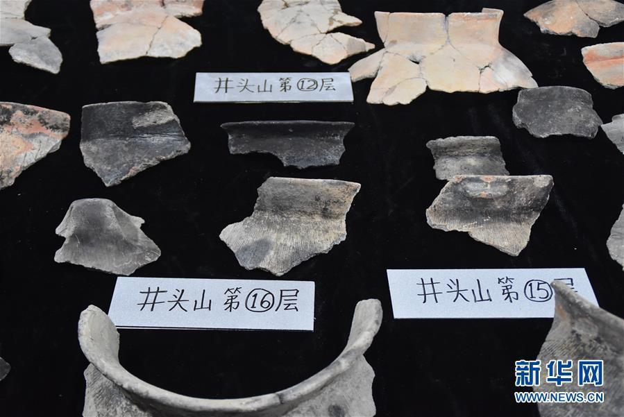 (圖文互動)(1)浙江余姚發現早于河姆渡文化1000年的史前遺址