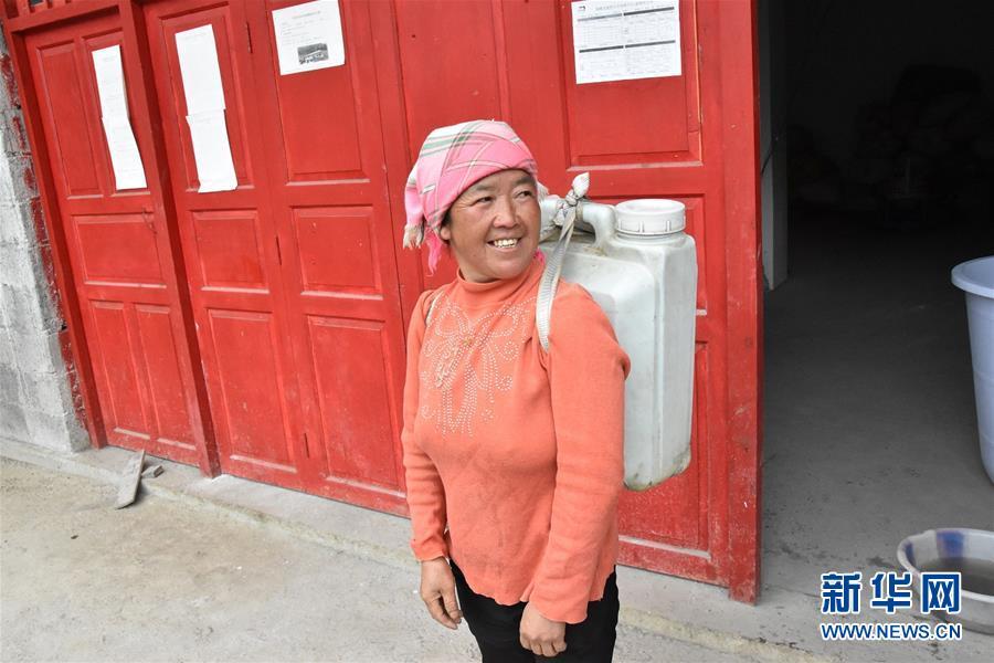 (决战决胜脱贫攻坚·图文互动)(1)乌蒙山农民的笑脸——贵州脱贫攻坚一线采访随笔