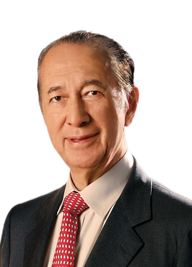 何鴻燊先生遺像