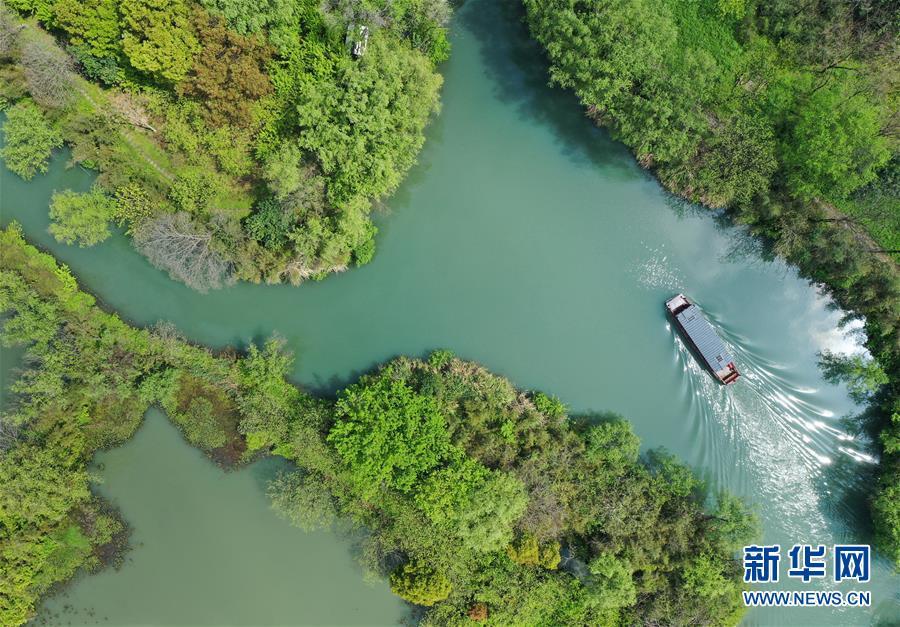 (新华全媒头条·图文互动)(9)循着习近平总书记的足迹,感受那山那水