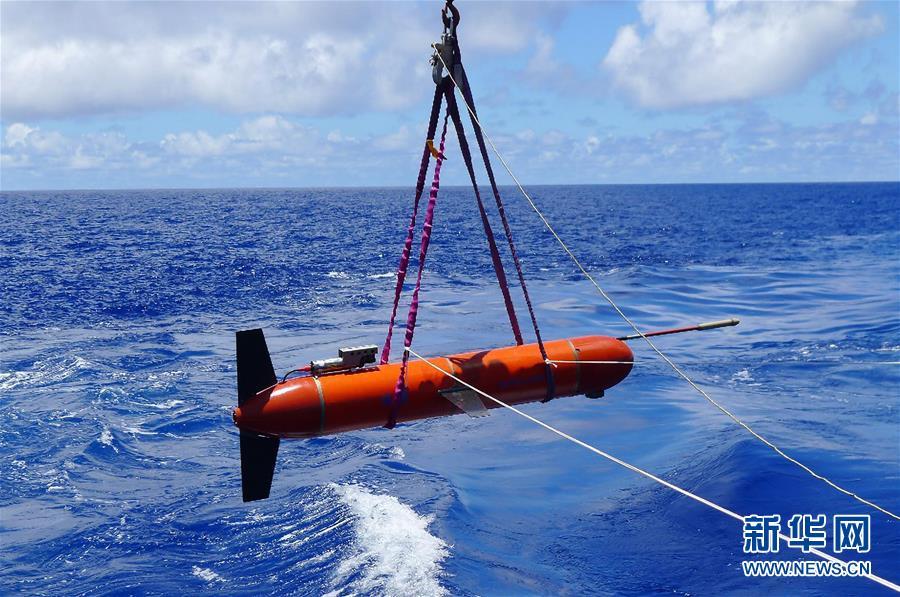 """探索神秘""""蔚蓝""""的""""利器""""——世界海洋日看我国自主研发深海探测装备"""