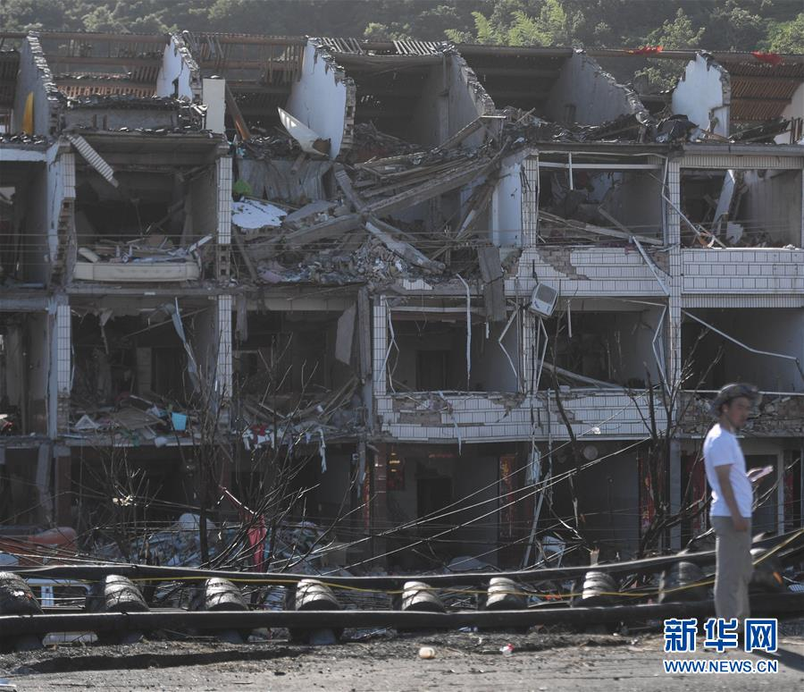 (社会)(4)国务院安委会决定对浙江温岭槽罐车爆炸事故查处实行挂牌督办