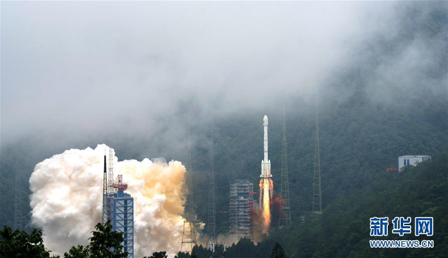 """(科技)(4)北斗三号最后一颗组网卫星""""重启""""发射成功"""