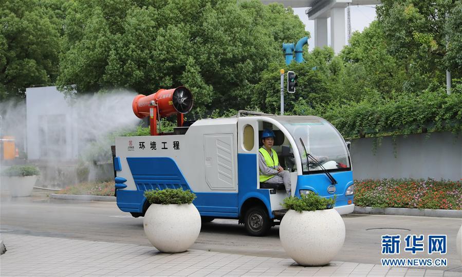 (新华全媒头条·图文互动)(6)演绎新时尚 答好治理卷——上海实施垃圾分类效果追踪