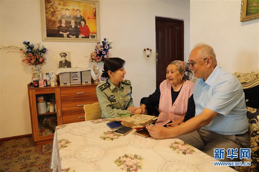(图文互动)(2)日记里的忠诚——从买买提·纳赛尔遗存的日记中探寻一个维吾尔族红色家庭的初心