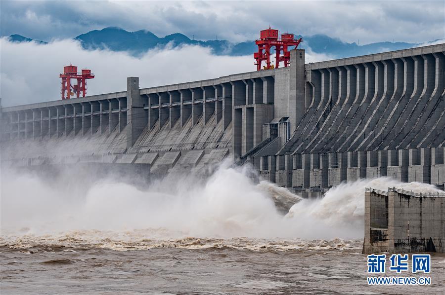 """(圖文互動)(4)""""長江2020年第1號洪水""""在長江上遊形成"""