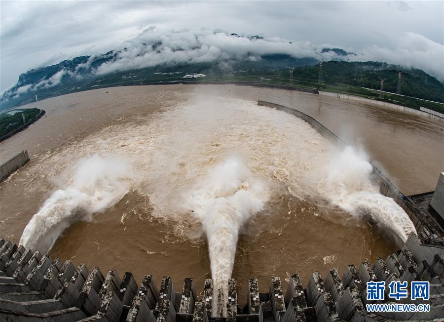 """(圖文互動)(2)""""長江2020年第1號洪水""""在長江上遊形成"""