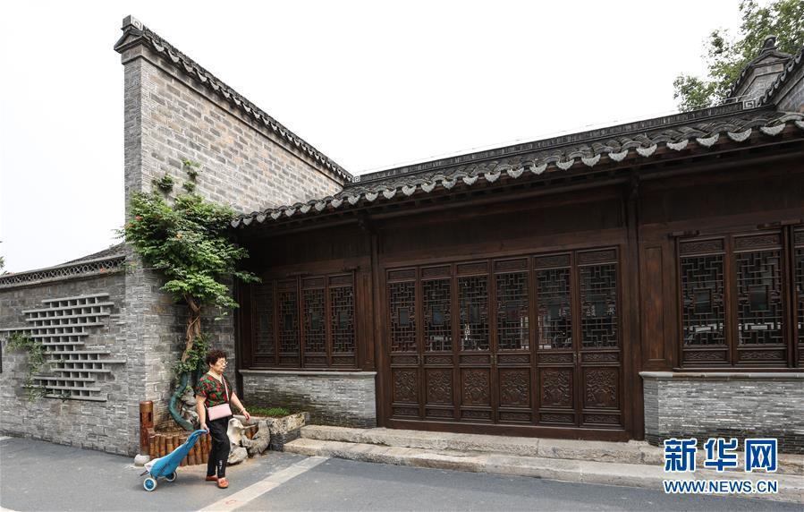 (走向我們的小康生活·圖文互動)(8)古都老街重生記——南京老城南的小康願景
