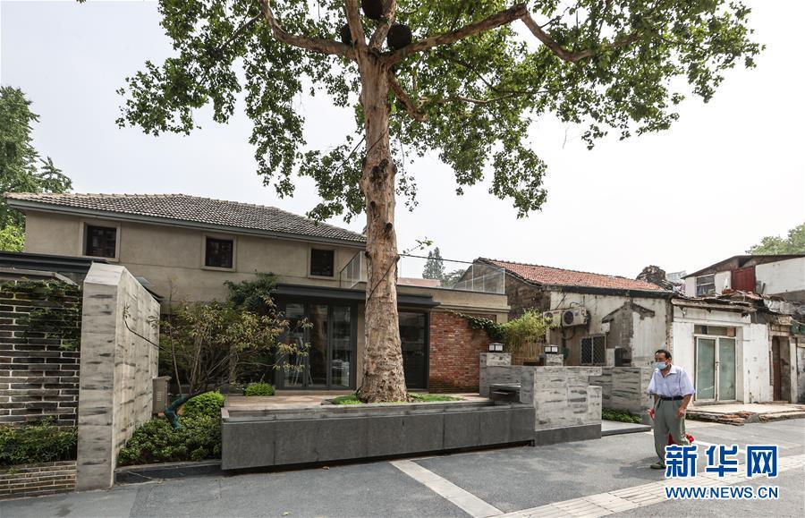 (走向我們的小康生活·圖文互動)(10)古都老街重生記——南京老城南的小康願景
