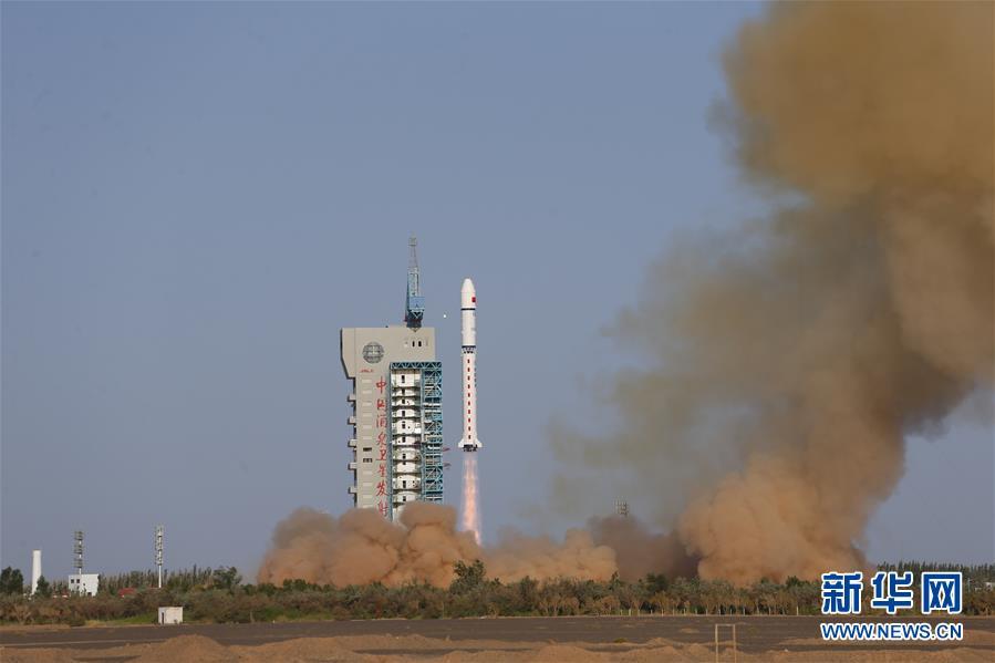 (科技)(2)我国成功发射试验六号02星