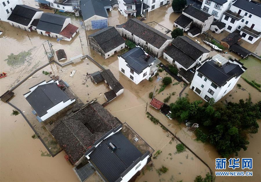 安徽省的防汛应急响应被提升为一级市委书记,连夜行动