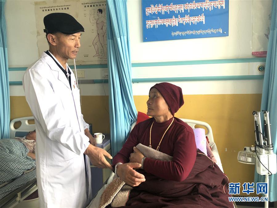(图文互动)(1)绿水青山筑起脱贫致富路——走访青海藏区看变化