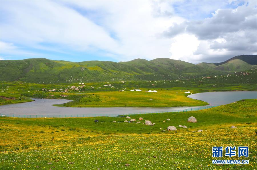 (图文互动)(2)绿水青山筑起脱贫致富路——走访青海藏区看变化