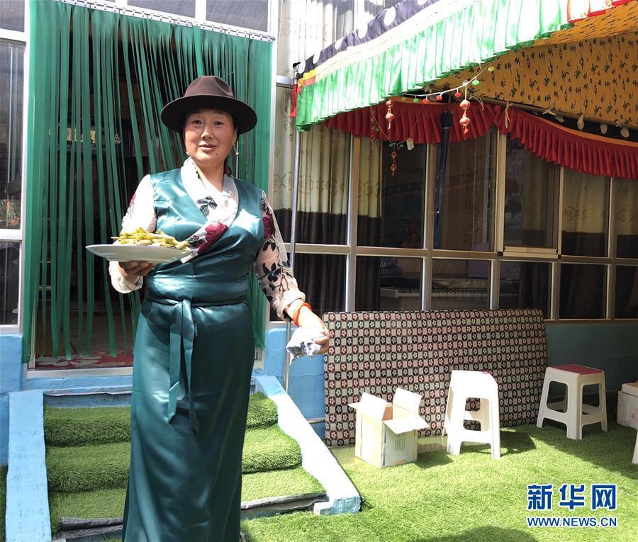 (图文互动)(4)绿水青山筑起脱贫致富路——走访青海藏区看变化